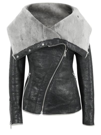 Ash-womens-Arnelle-Black-Leather-Biker-Jacket-3