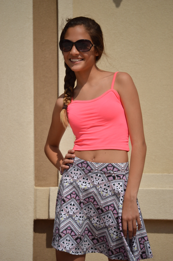 Teen Style Tuesday - Aztec - a fashion fiend