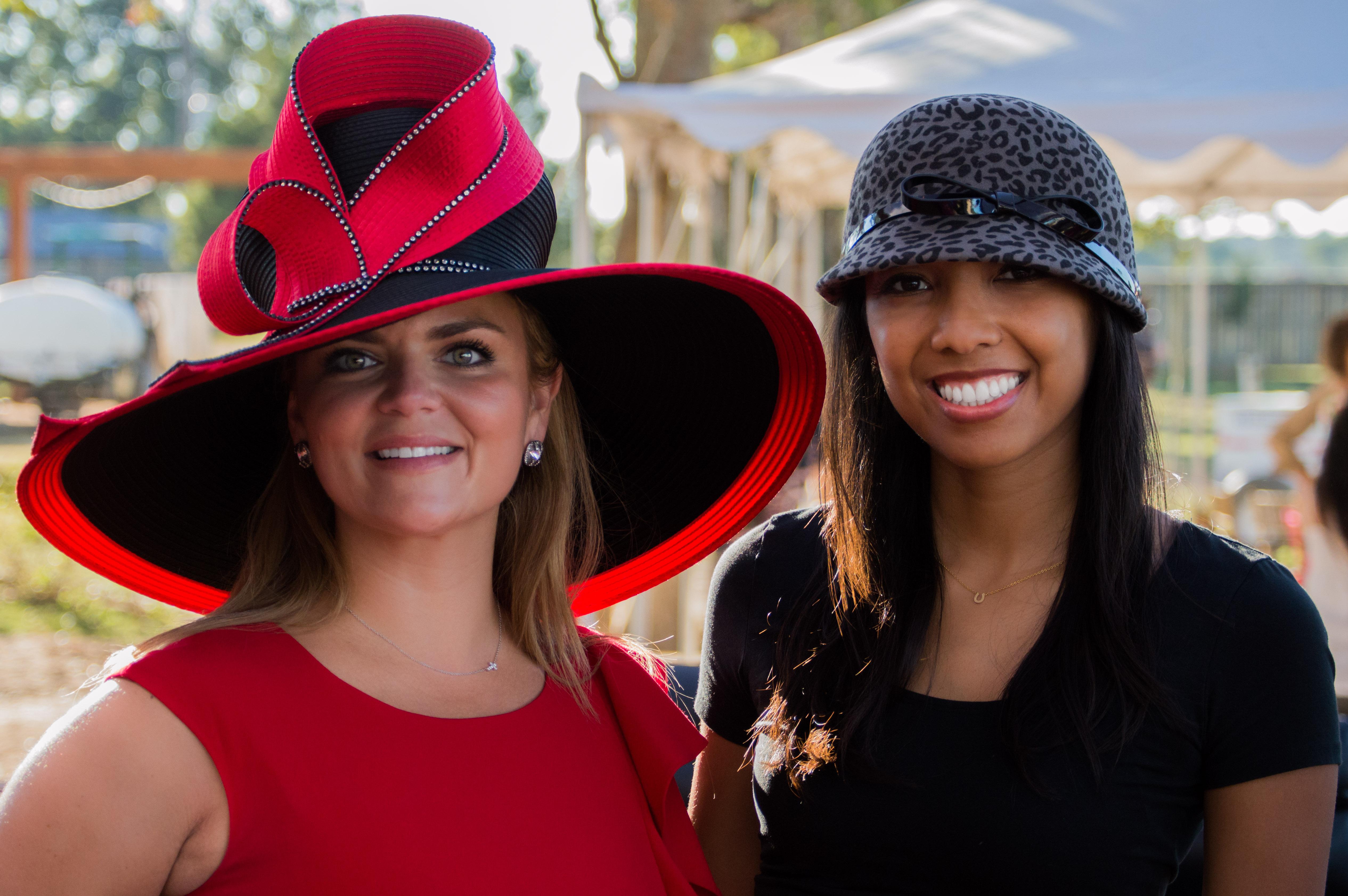 Best Hat worn by Connie Zubizarreta