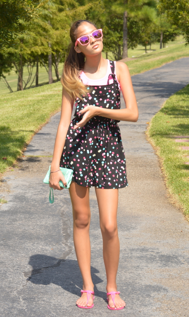 Teen Style Tuesday - May Flowers - a fashion fiend
